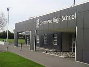 Cashmere High School