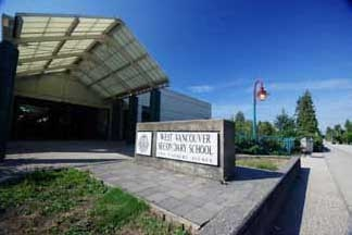 West Vancouver secondary School